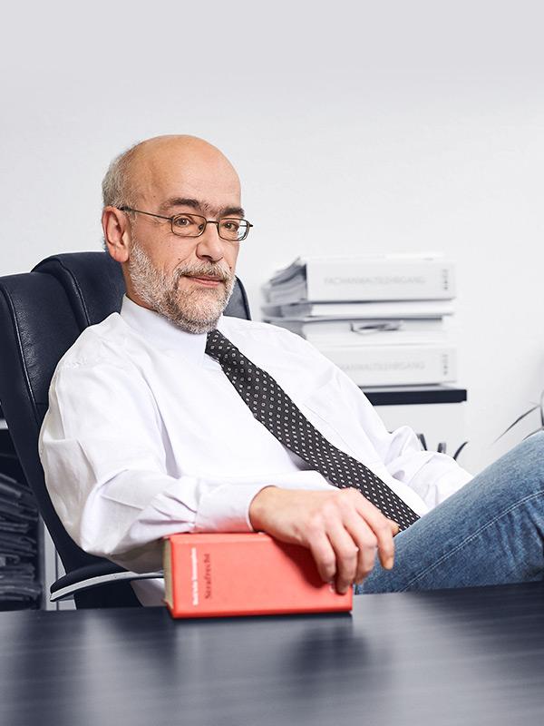 Frank Barthel, Fachanwalt für Strafrecht